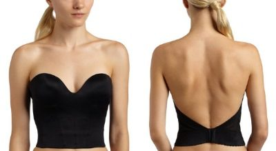 strapless backless push up bra 1