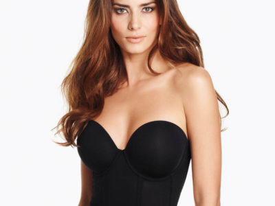 Features Of A Longline Strapless Bra
